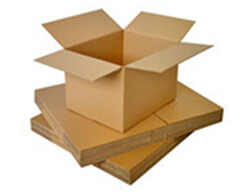 Packers and Movers Used Corrugated Boxes