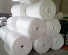 Packers and Movers Used Foam Roll