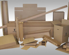 Packers and Movers Allahabad- Corrugated Packaging Material
