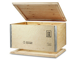 Packers and Movers Lucknow Used Plywood Boxes