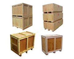 Packers and Movers Kanpur Used Wooden Boxes
